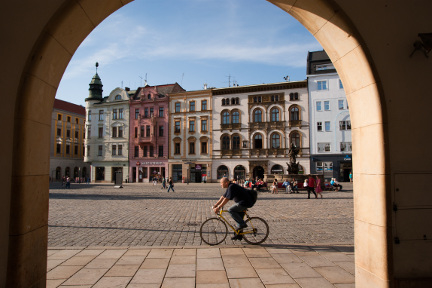 Czech Republic by Bike