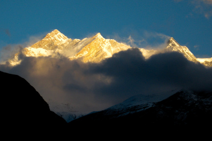 Himalayas of Nepal