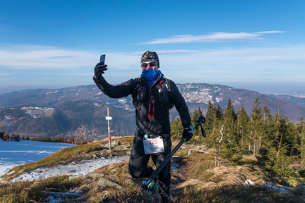 Zamiec Ultra and Zadyma Winter Run 2016