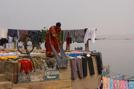 Varanasi / India
