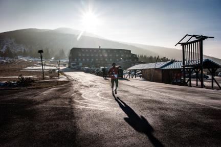 The Karkonosze Winter Ultramarathon 2014