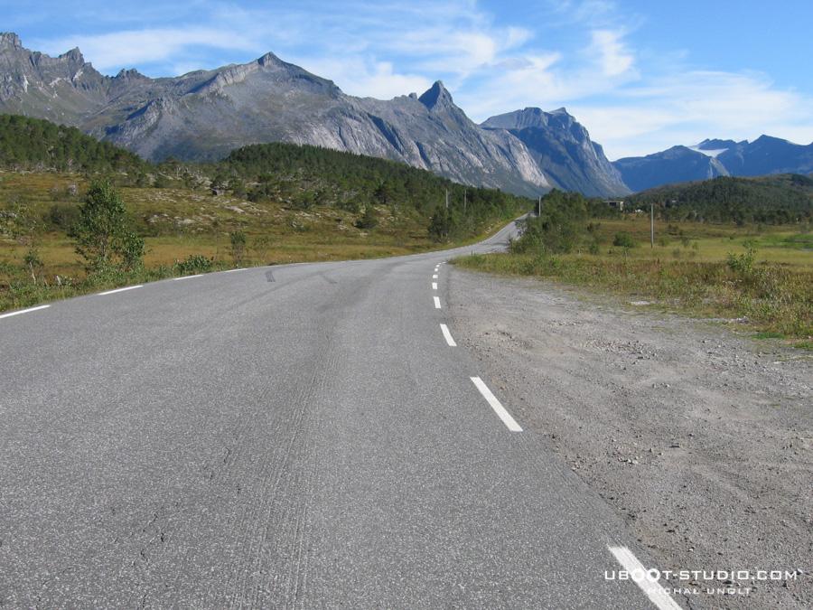 Rowerem przez Norwegię - foto 2