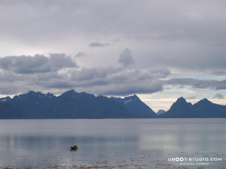 Rowerem przez Norwegię - foto 5 - Lofoty