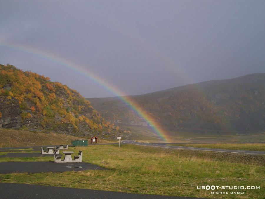 Rowerem przez Norwegię - foto 7